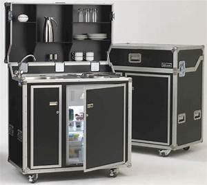 Camping Gas Kühlschrank Gebraucht : pro art kitcase kofferk che mit k hlschrank road ready ~ Jslefanu.com Haus und Dekorationen