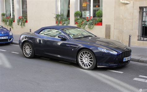 Db9 Volante Aston Martin Db9 Volante 28 October 2017 Autogespot