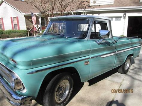 Classic Chevrolet C-10 1966 For Sale