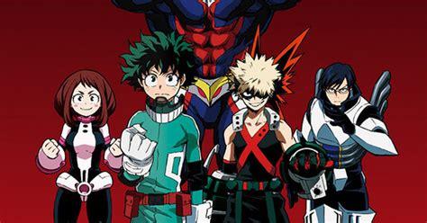 hero academia anime casts aoi yuki ryou hirohashi