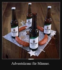 Weihnachten Bier Sprüche : adventskranz f r m nner lustige bilder spr che witze ~ Haus.voiturepedia.club Haus und Dekorationen