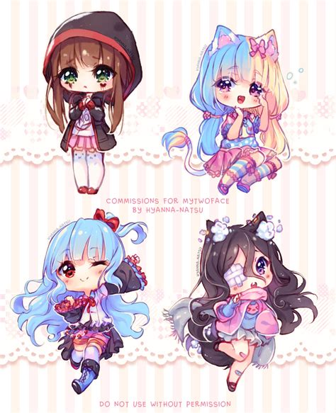 [ Videos] Commission Chibi feelings by Hyanna Natsu on
