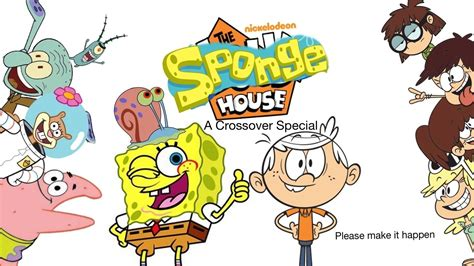 petition nickelodeon   spongebob loud house