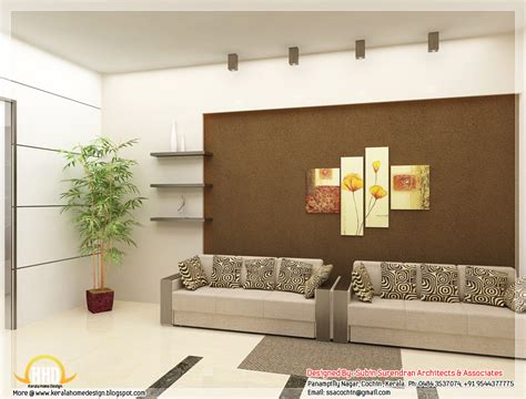 Home Design Ideas For by Beautiful 3d Interior Office Designs Kerala Home Design