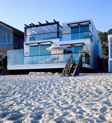 Die Schönsten Strandhäuser Modernes Strandhaus Mit
