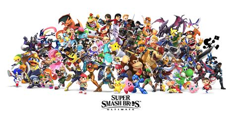 Smash Bros Anime Wallpaper - 9k wallpaper smash bros ultimate 4214