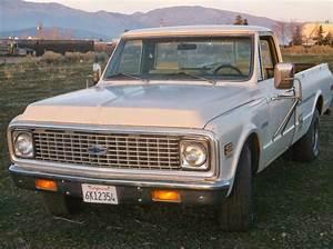 All American Classic Cars  1972 Chevrolet C10 Pickup Truck