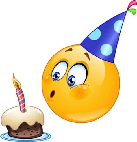 Smiley Anniversaire Sur Fond Transparent, Png Birthday