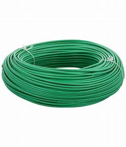 Buy Powerole Green Copper Cable Wire Online at Low Price ...