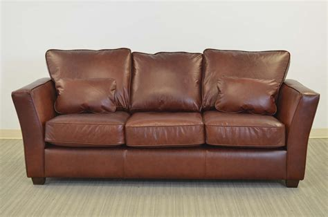 Www Leather Sofas One Kings Lane Jacoby 91 Leather Sofa