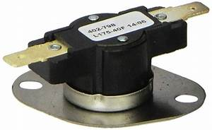Suburban 231630 Rv Furnace Limit Switch For Sf Series