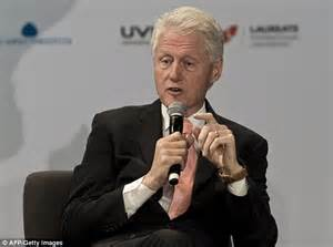 Former president Bill Clinton apologizes to Mexico for the ...
