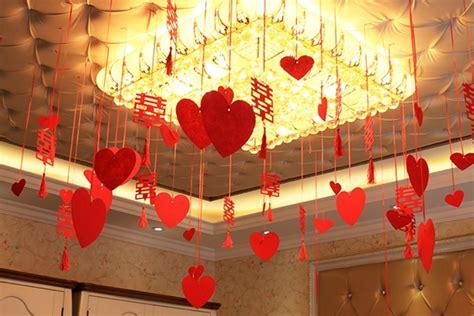 diy chinese wedding decoration love deco onesimplegowncom
