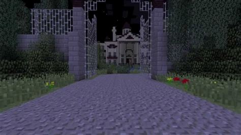 haunted mansion  minecraft youtube
