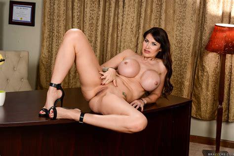 Eva Karera Likes Sex In The Office Milf Fox