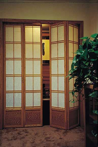 Feng Shui Closet Doors by Would These In Front Of Our Laundry Closet Area