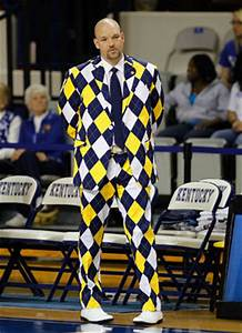 Morehead State Women's Basketball | Tom Hodges Suit ...