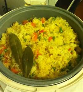 Cuban Style Yellow Rice and Chicken