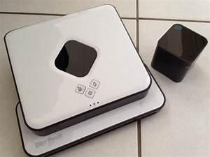 Robot Laveur De Sol : test robot laveur de sol dirt devil evo m678 le coup de ~ Nature-et-papiers.com Idées de Décoration