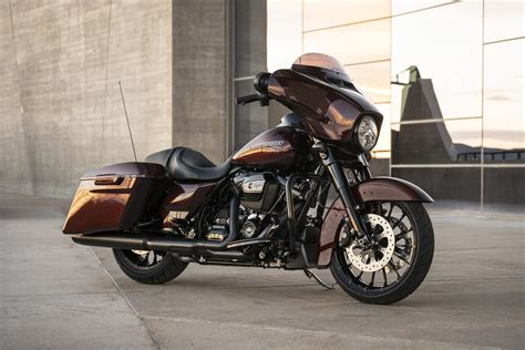 Harley Davidson by 2018 Harley Davidson Glide Special Review Total