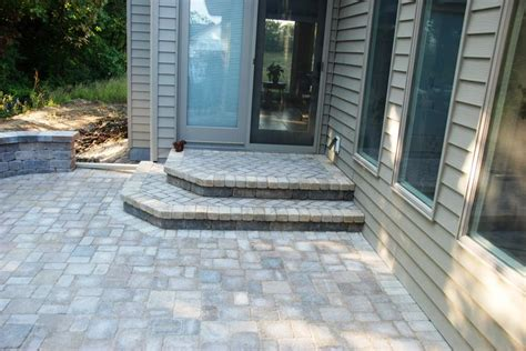 unilock steps installation best 25 unilock pavers ideas on patio ideas