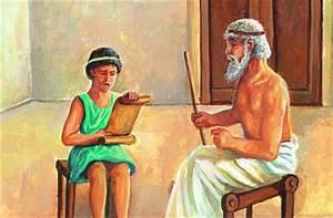 EDUCACIÓN EN LA ANTIGUA GRECIA