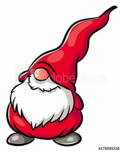 Weihnachtswichtel Wichtel Vektor Weihnachten Niedlicher Fototapete Kaufhaus