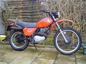 1980 Honda Xl250s Parts