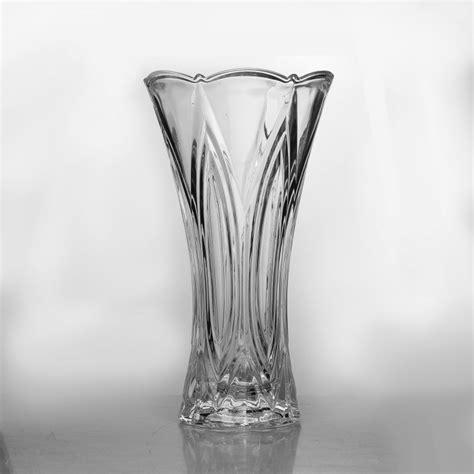 flower shape glass flower vase flower glass vase