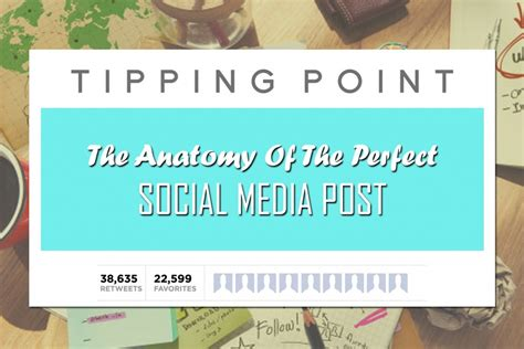 The Anatomy Of The Perfect Social Media Post  Tipping Point