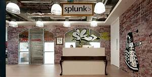 Inside Splunk's Super Cool London Office Design