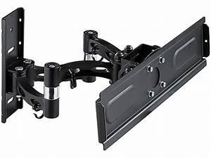 Tv Wandhalterung Ausziehbar 150 Cm : dream audio flexible wandhalterung f r flachbild tv bis 106 7 cm 42 und 40 kg ~ Yasmunasinghe.com Haus und Dekorationen