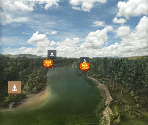 halloween event planet fishing mudwater missouri river