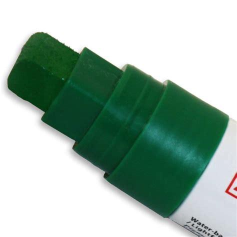 Green Apple Acrylista Chalk Pen Waterproof Outdoor Chalkpens