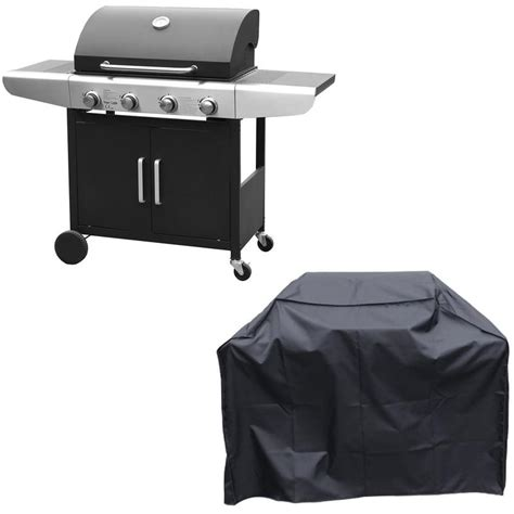 cuisiner avec barbecue a gaz barbecue garden achat vente de barbecue
