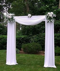 tulle decorated wedding arches any of dream days rental With wedding ceremony rental items