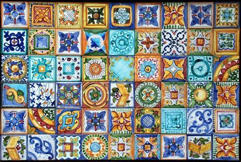 Sicilian Tiles   Art   Pinterest   Patterns, Chang'e 3 and