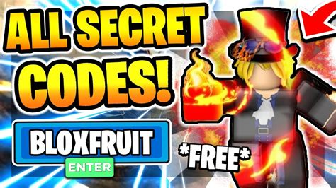 What are some codes for the roblox game blox fruits that work in 2021? *JUNE 2020* ALL NEW SECRET OP CODES in BLOX FRUITS! Roblox ...