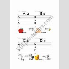 Writing Abcd  Esl Worksheet By Aki0127