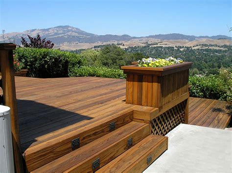 armstrong clark stain oil based stain  decking  wood