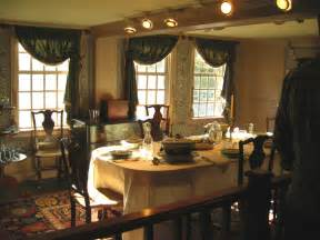 House of Seven Gables Inside