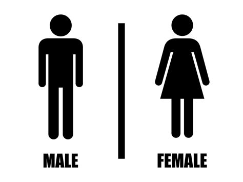 Download Vector TOILET Male Female Format CDR PNG DODO