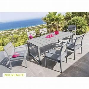 Mobilier De Jardin Hesperide : meuble exterieur hesperide ~ Dailycaller-alerts.com Idées de Décoration