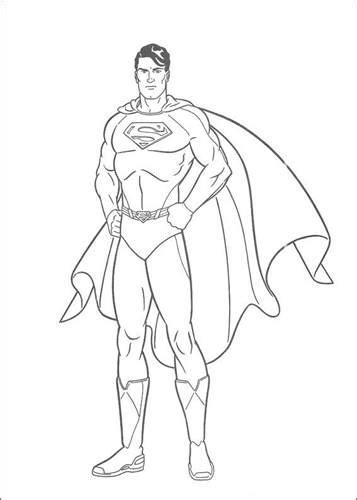 kids  funde  ausmalbilder von superman