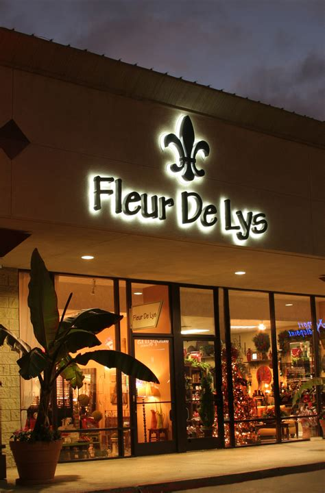 fleur de lys celebrates  opening  newly expanded home