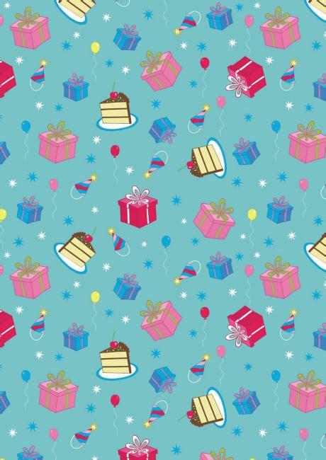 birthday gifts  cake scrapbook paper