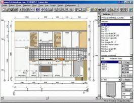 logiciel amenagement cuisine pragma informatique produits logiciels de dessin et d