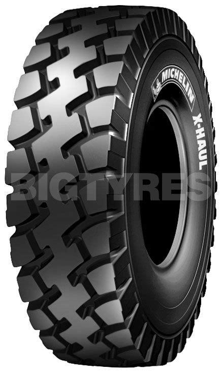 18.00R33 MICHELIN X-HAUL TL E4P (2*) - Online Tyre Store