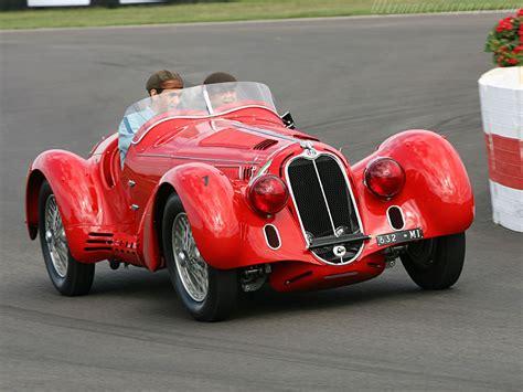 Alfa Romeo 8C 2900B MM Touring Spider High Resolution ...