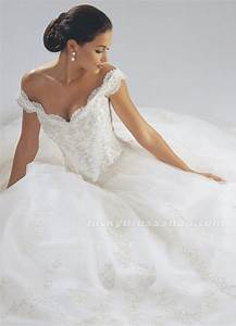 white ball gown floor length wedding dress with off the With white off the shoulder wedding dress